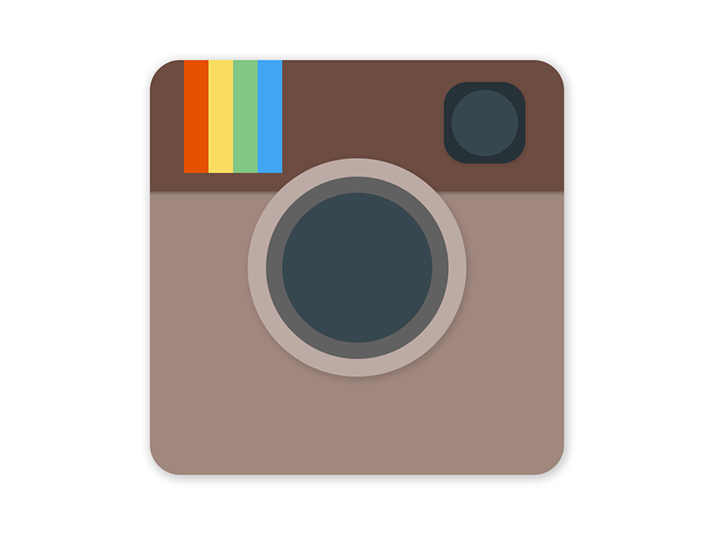 Quote Icons For Instagram if Instagram Went Material