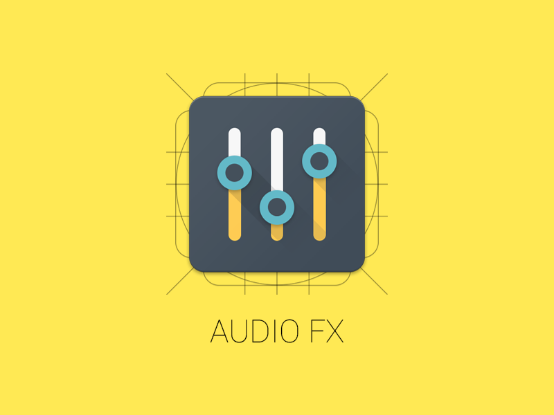 Yellow Pages Icon Audio FX
