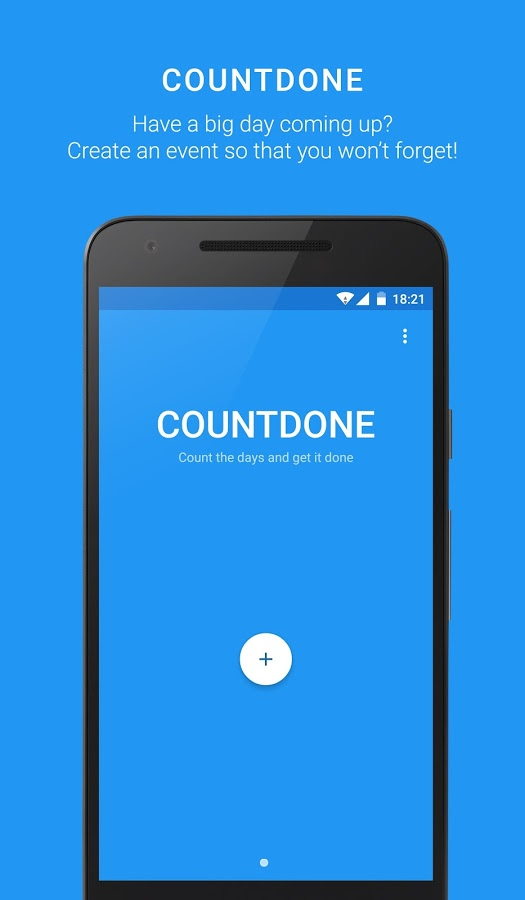 Countdone android app materialup - Funformobile com login ...