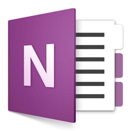 Microsoft OneNote Mac Icon – iOSUp
