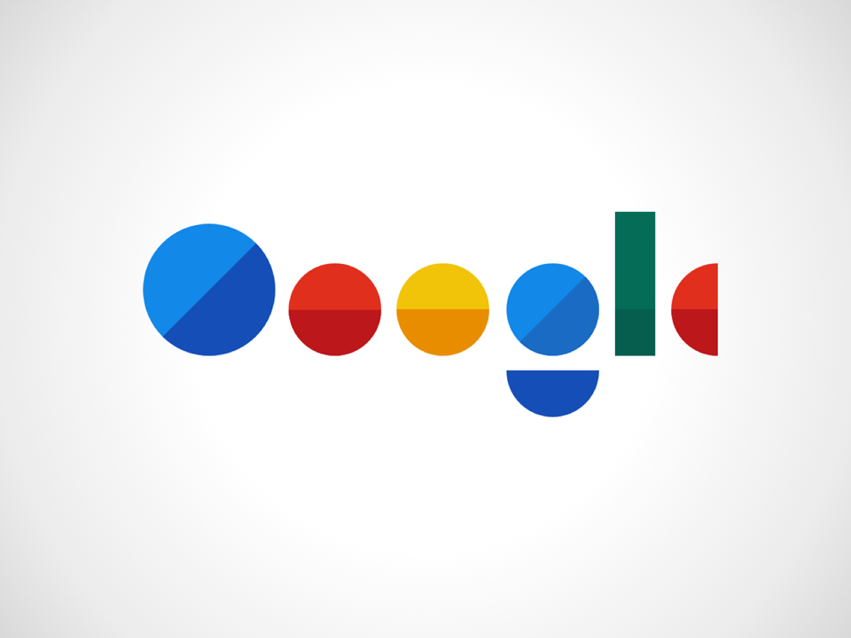 google logo variations � materialup