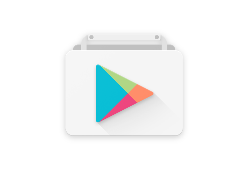 The Gallery For Gt Play Store Icon