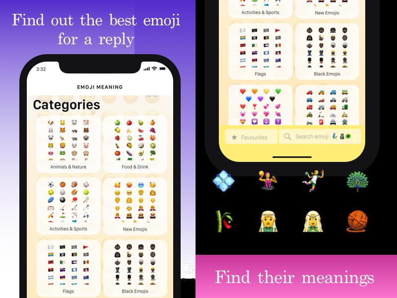 Emoji Meaning App - UpLabs