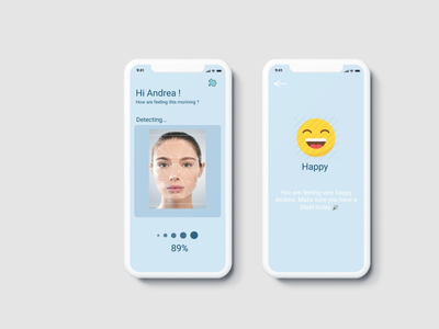 Facial Recognition App Challenge - UpLabs