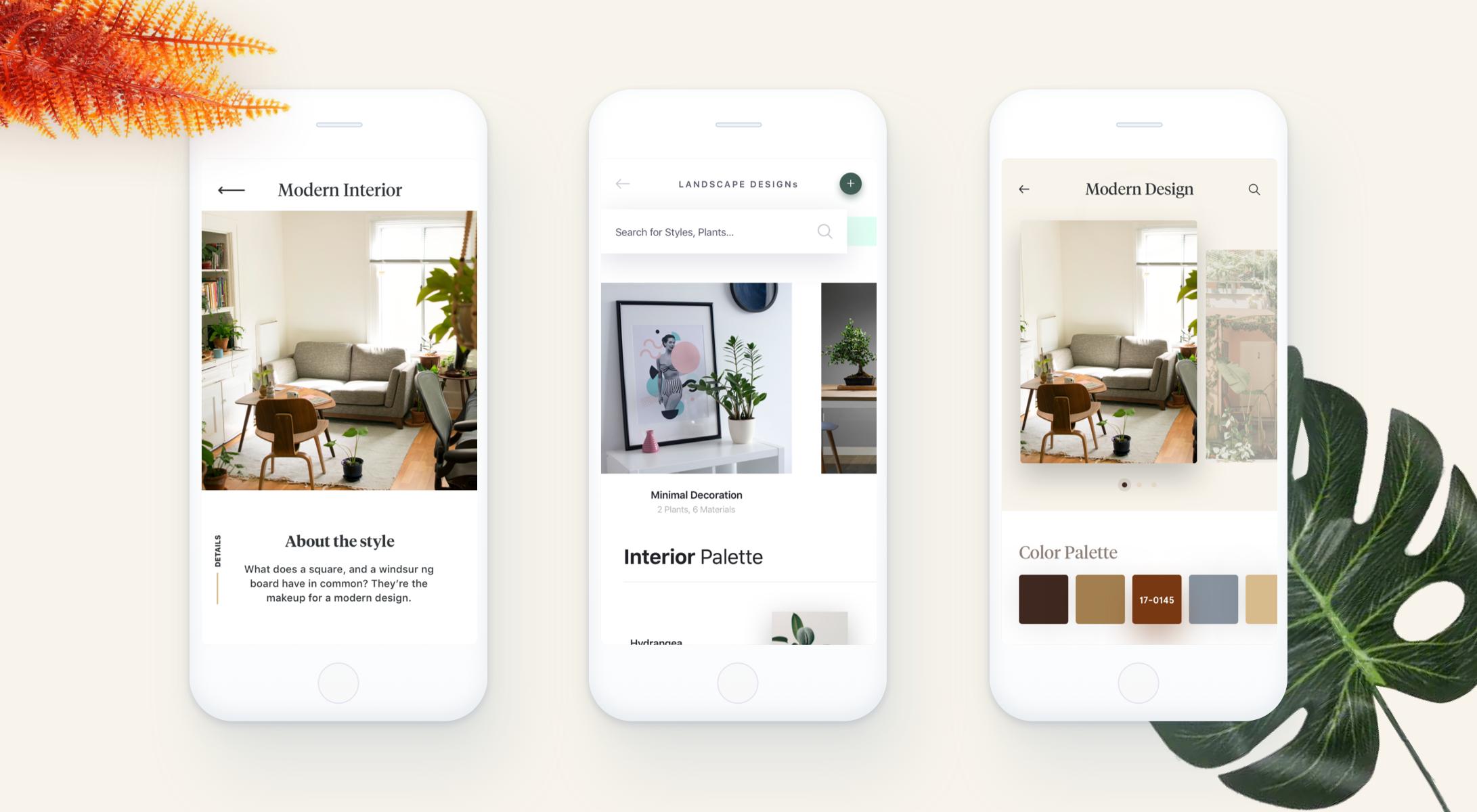 Interior Design App Uplabs