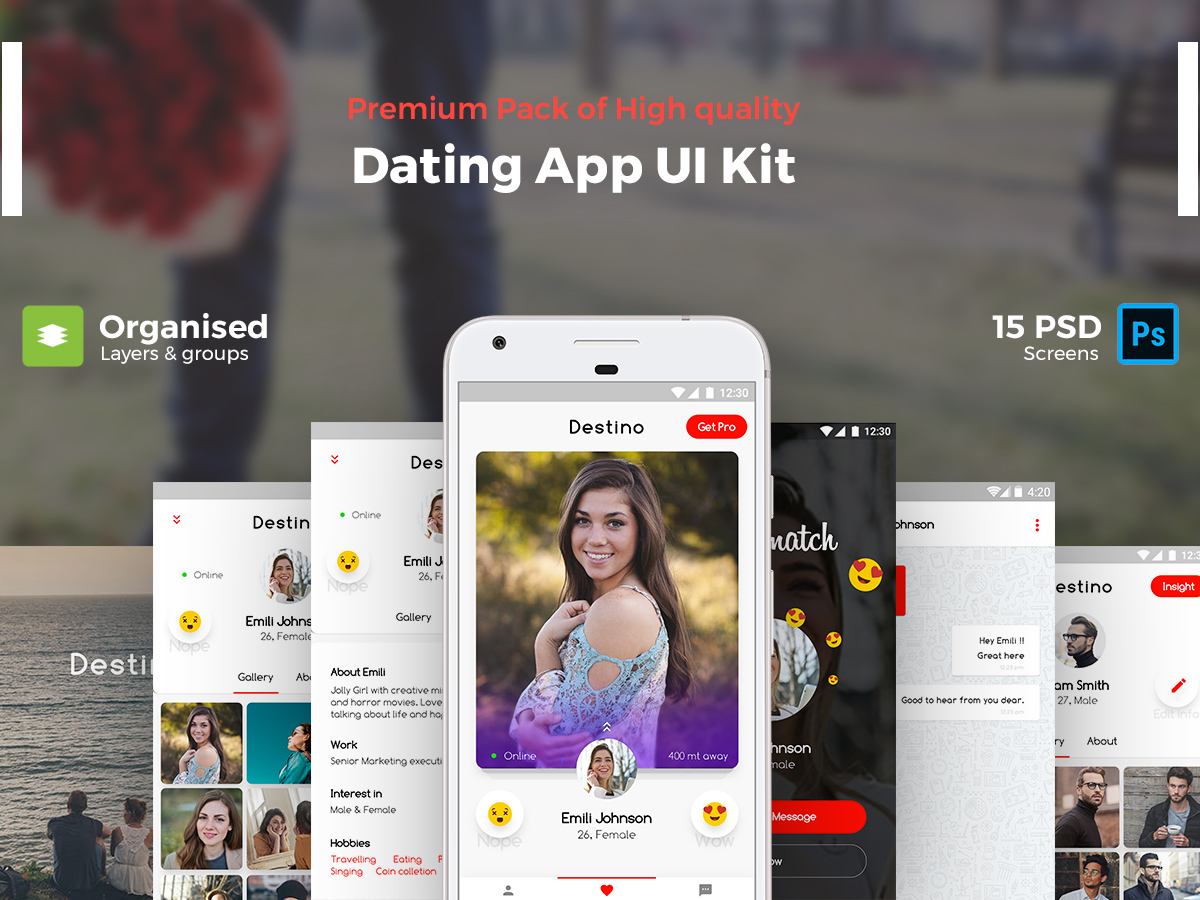 Dating UK kaverit