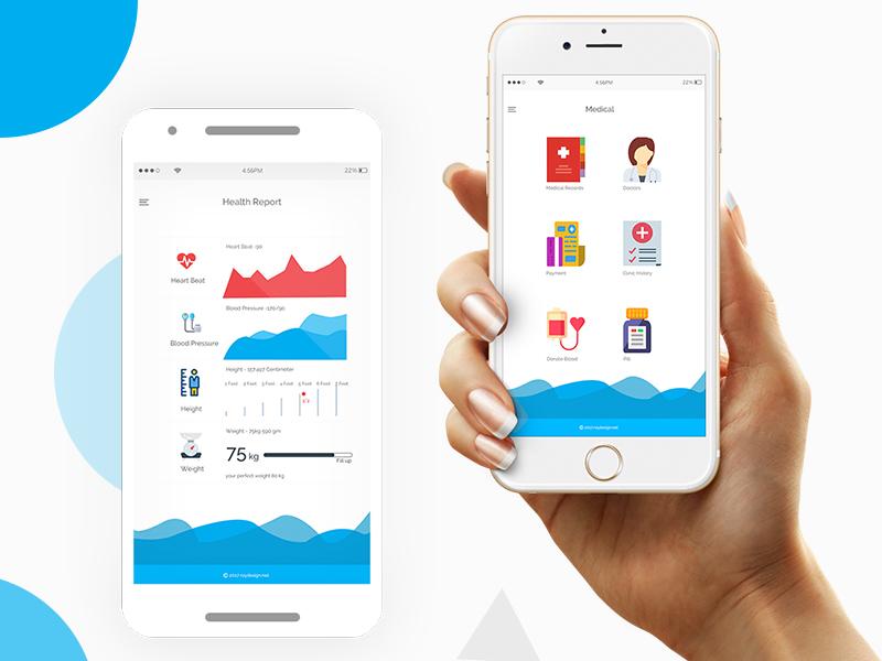 Medical Record Mobile App Development