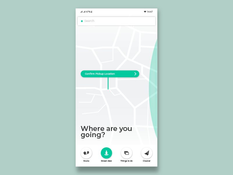 maps & navigation app home screen UI design | Search by Muzli Map Home Search on home map plan, home map design, home plan search, home new construction, home employment search, home finder by map,