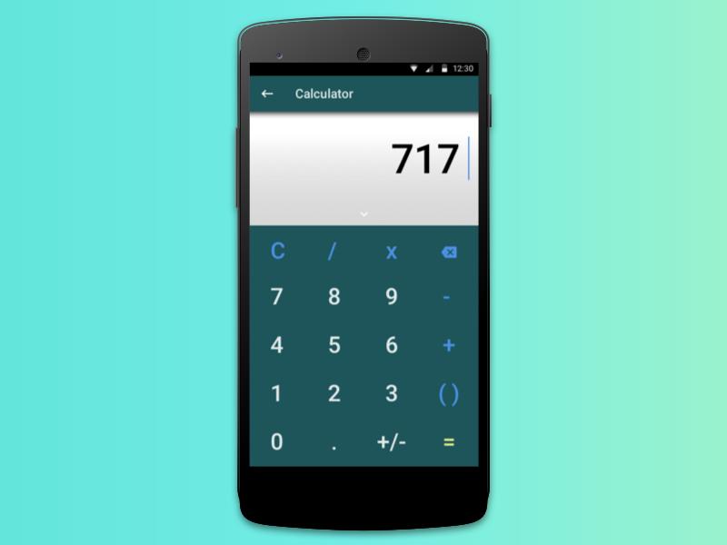 Calculator Uplabs
