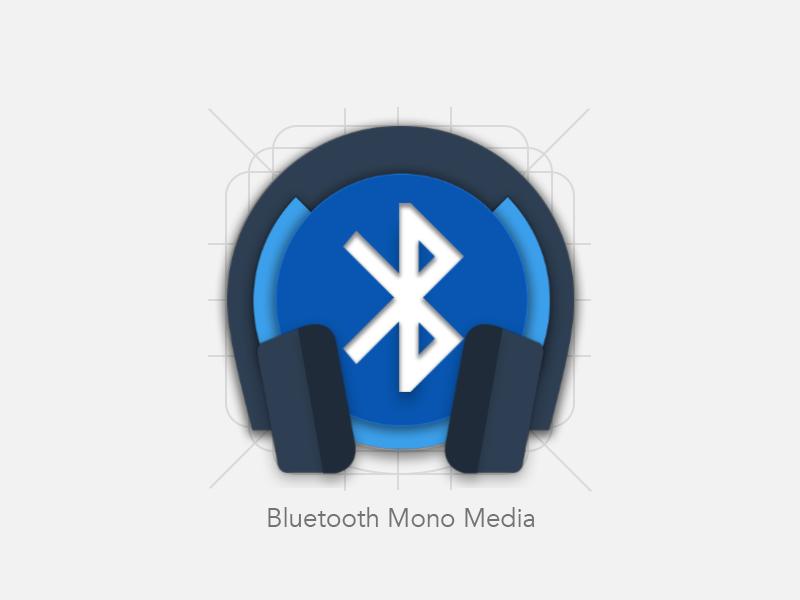 نتيجة بحث الصور عن Bluetooth Mono Media