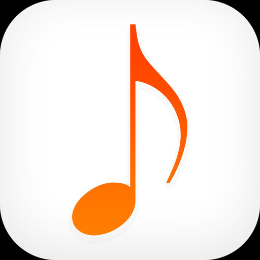 Free Music Player iOS Icon - Uplabs