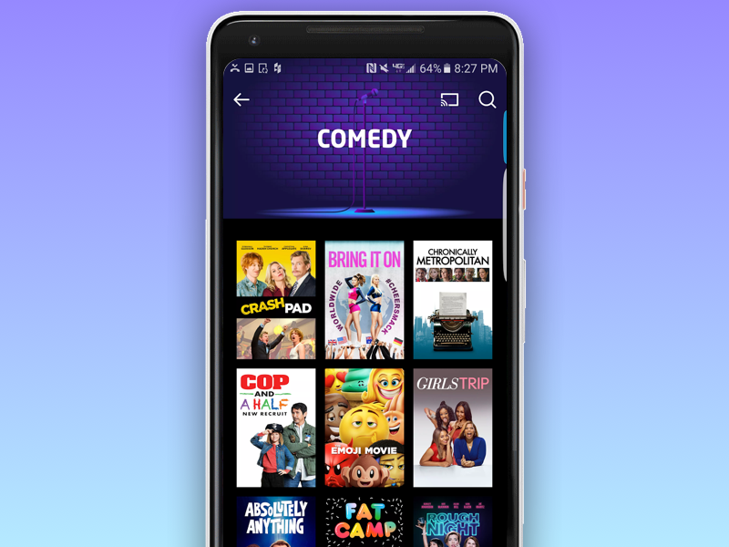 Movies Anywhere App Uplabs