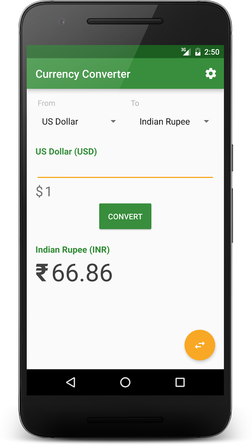 Currency Converter Android