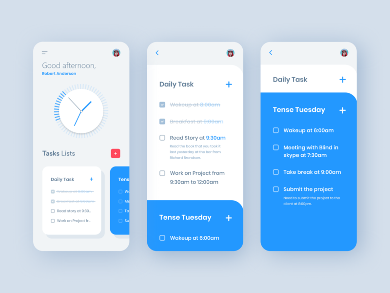 Taskmanager - Todo List App - UpLabs
