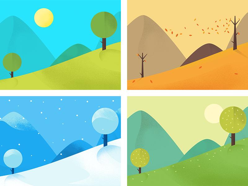 Google Seasons Uplabs