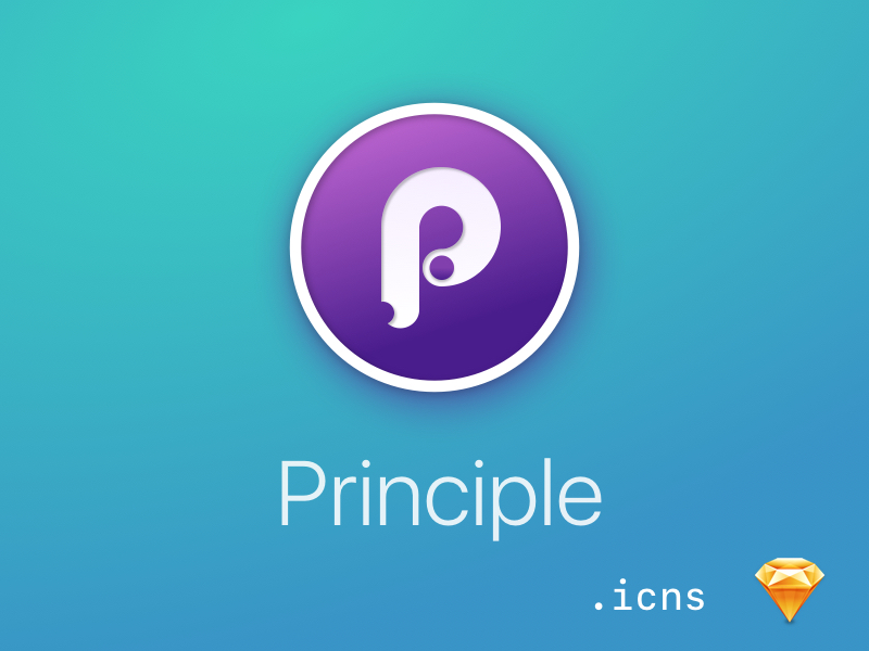 Principle icon replacement - Uplabs
