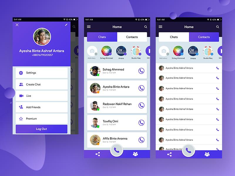 IMO App - UpLabs