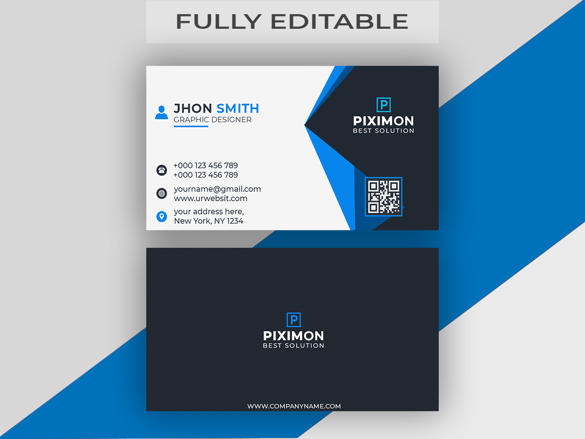 Name Card Design Template from assets.materialup.com