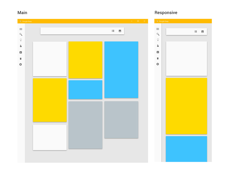 Google keep for windows 10 uplabs for Window design 4 4
