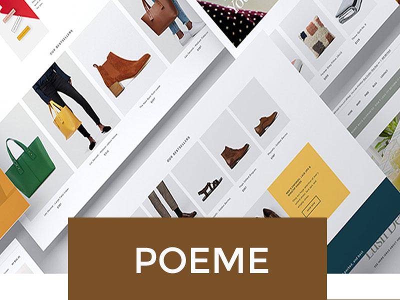 Bos Poeme Multipurpose Prestashop Theme Uplabs