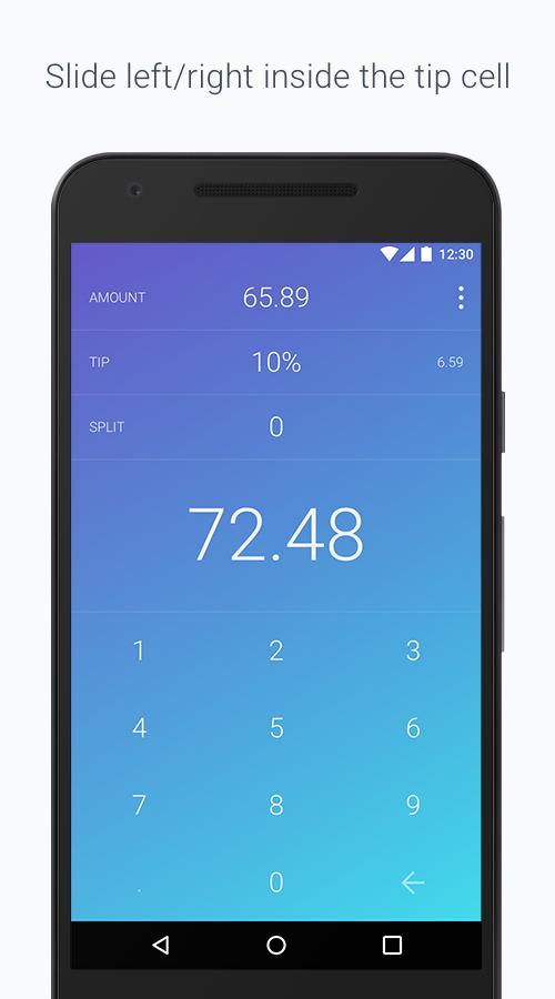 Tip tap android app materialup - Funformobile com login ...