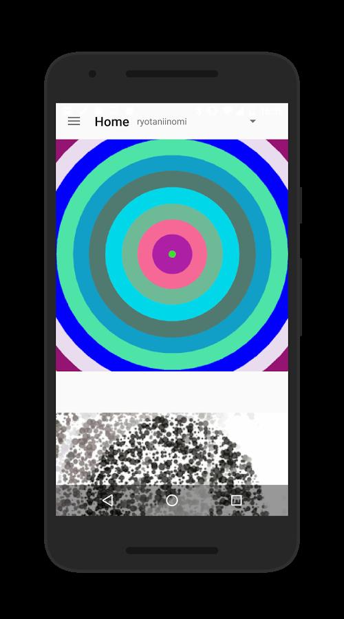 Art Watch app - Uplabs