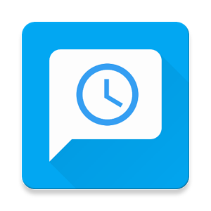 sms scheduler android icon � materialup