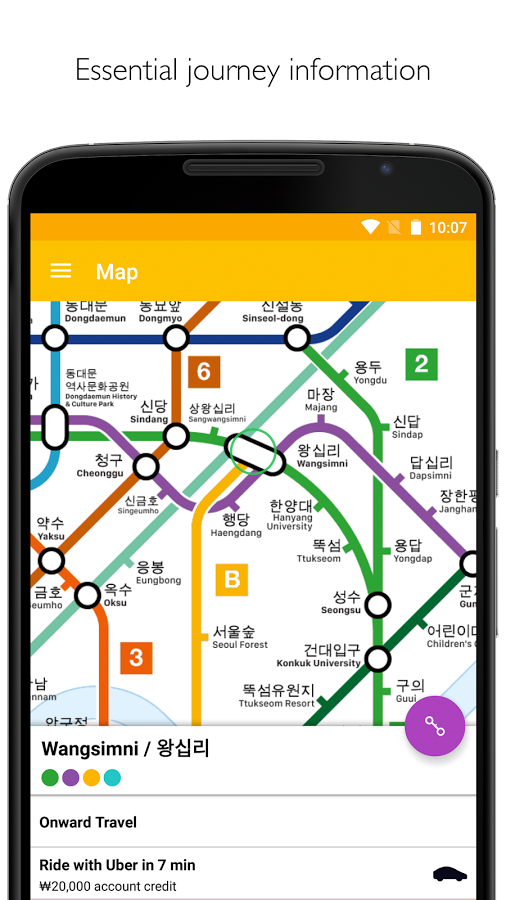 Subway Map Phone.Seoul Metro Subway Map Route Android App Uplabs