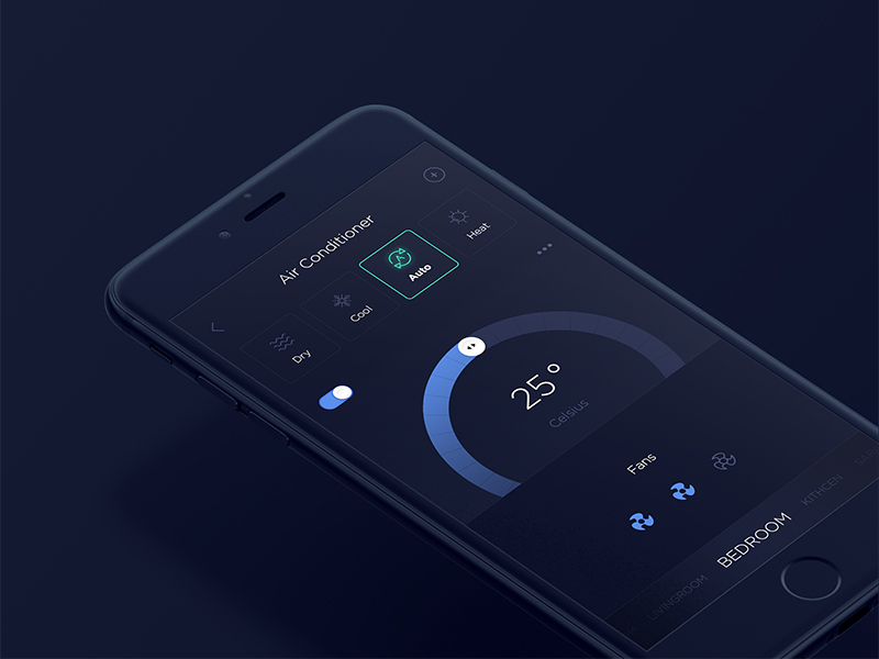 Smart Home Air Conditioner Controller Uplabs