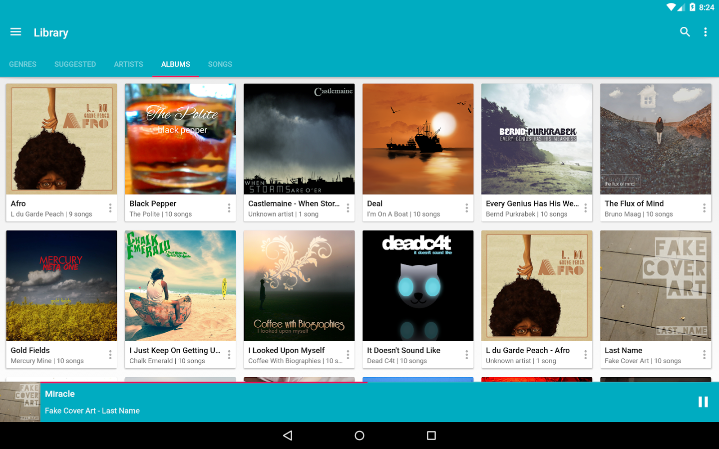 Shuttle+ Music Player - UpLabs