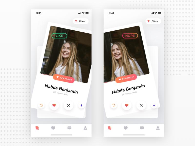 Tinder app dating