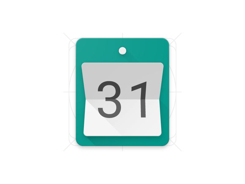 Calendar Design Icon : Calendar icon uplabs