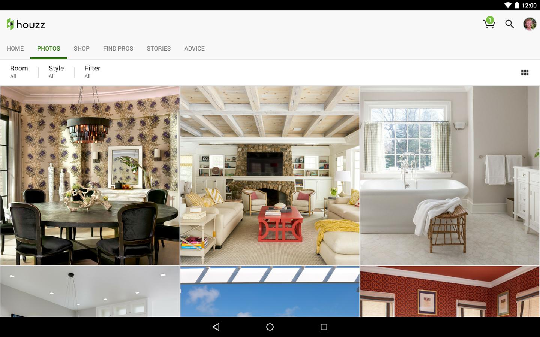 Interior Design Wallpaper Ideas App Of Smartphone Hd