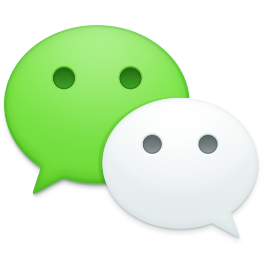 wechat mac icon   uplabs