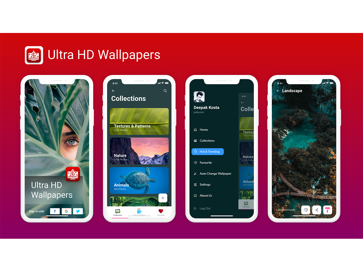 Ultra HD Wallpaper iOS Android Mobile ...