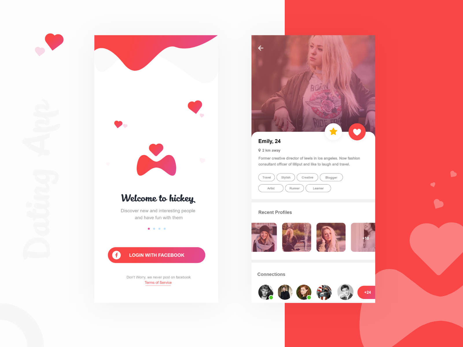 dating app bloggers