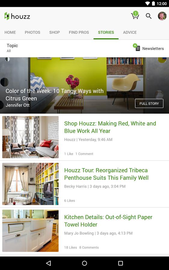 Houzz Interior Design Ideas - Uplabs