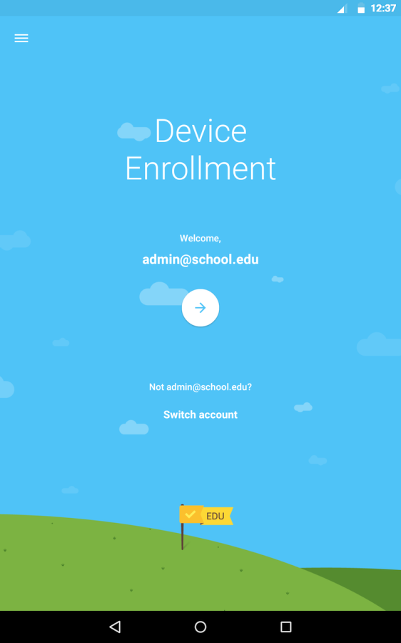 Android Device Enrollment Uplabs