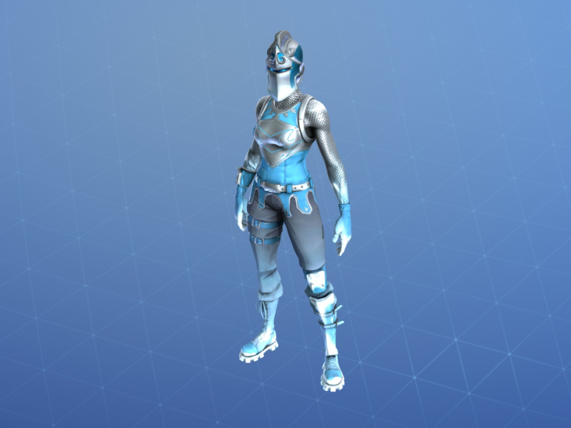 Frozen Red Knight Outfit Uplabs