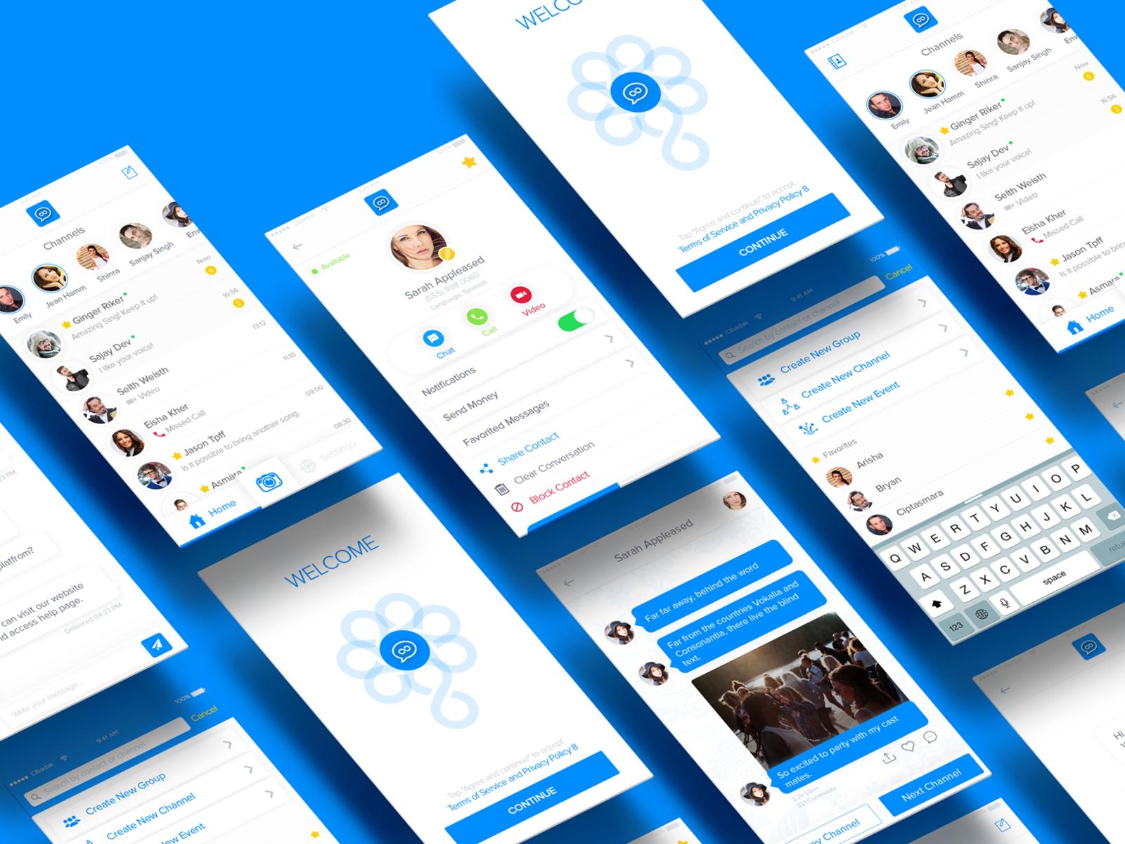 Chatbot App - UpLabs