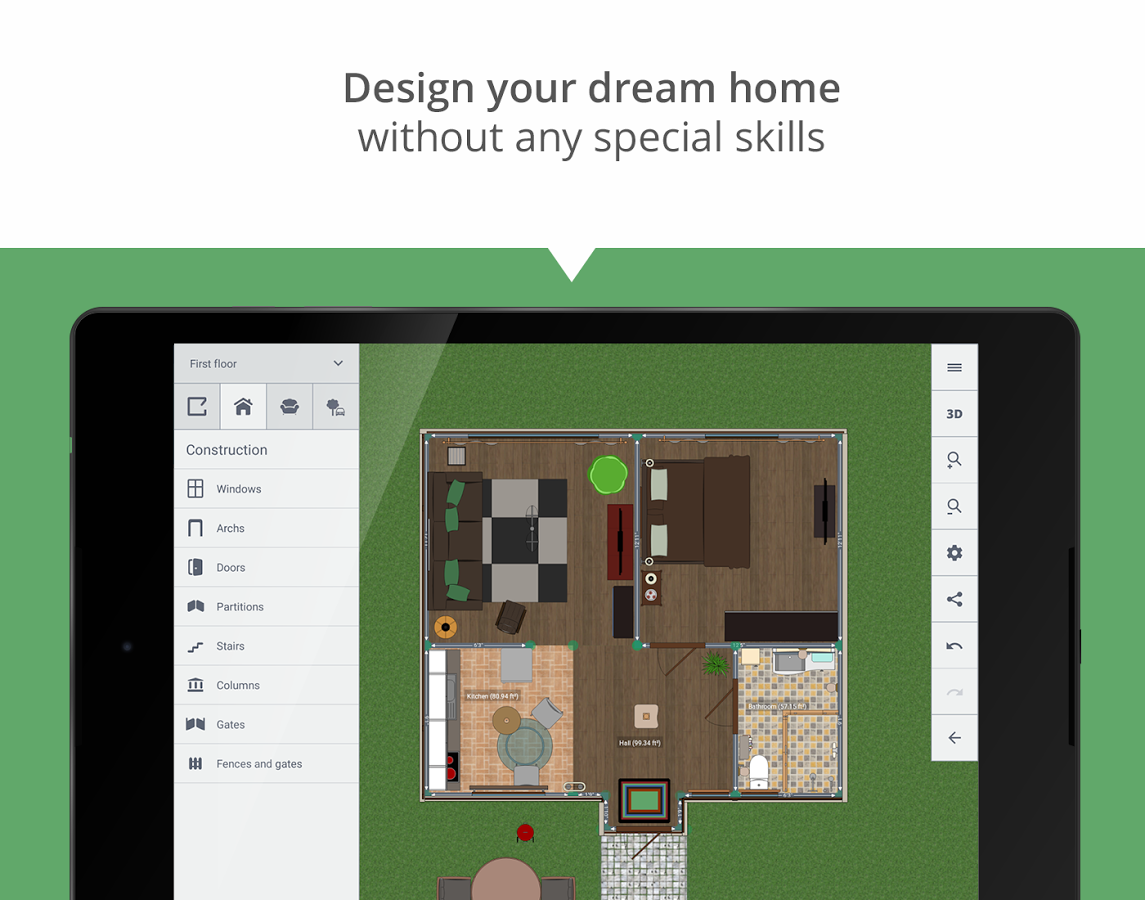 house design online free 5d - Home Design Planner