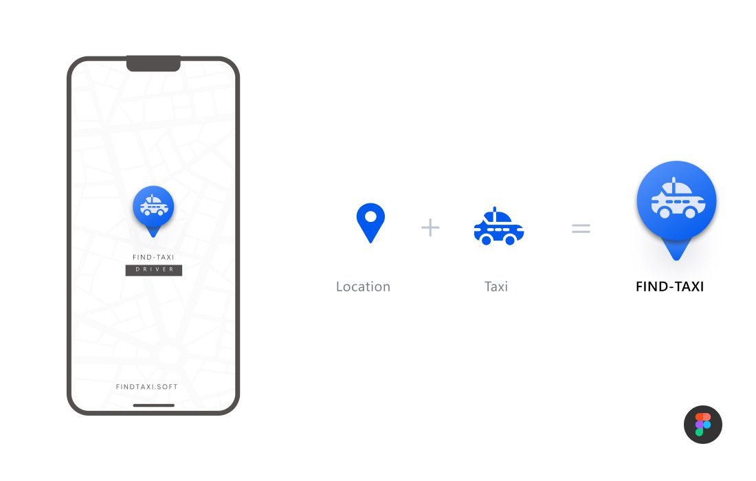 Find-Taxi Driver - Taxi Booking UI Kit for Mobile App - UpLabs