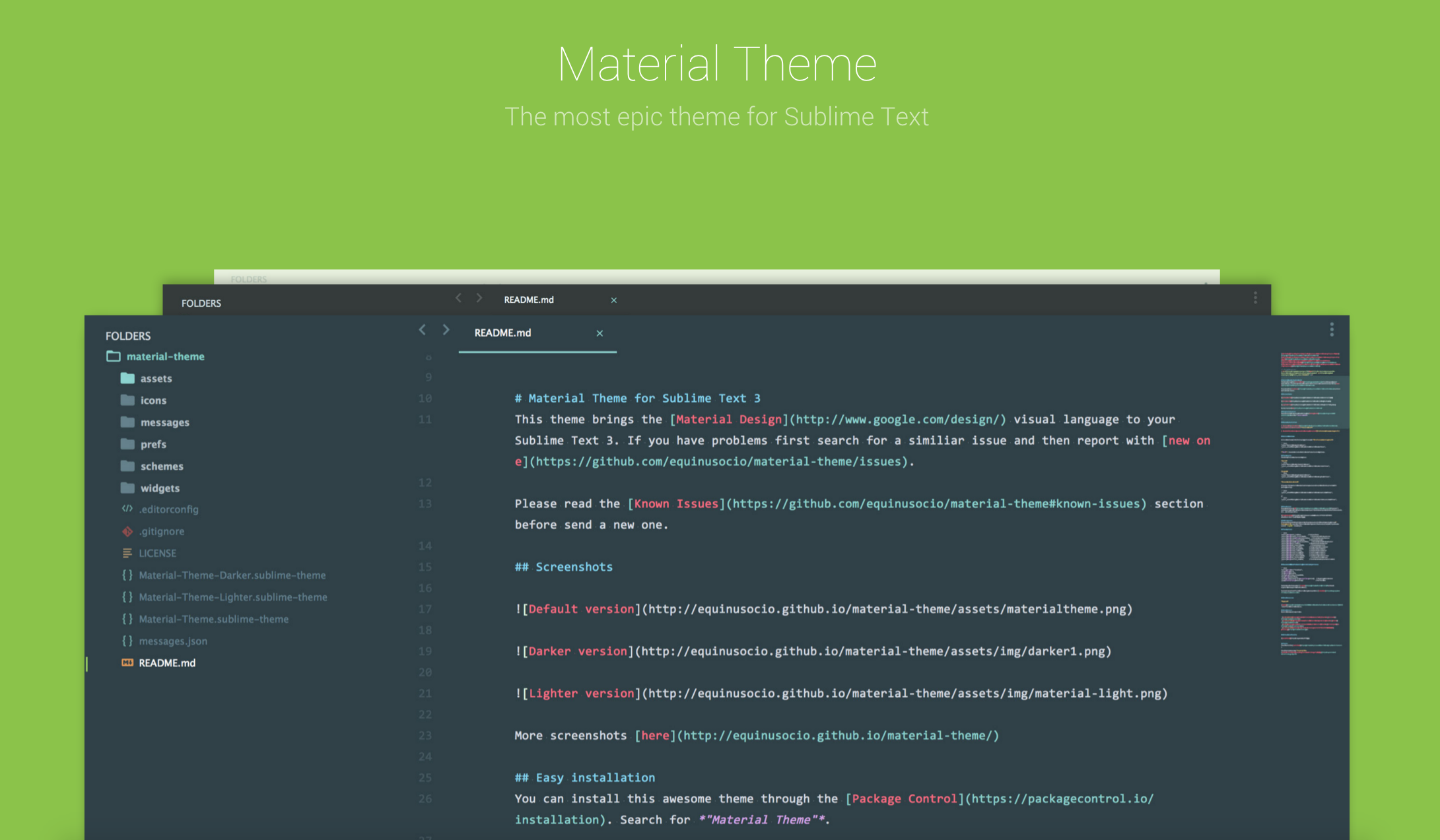 sublime text 3 full package