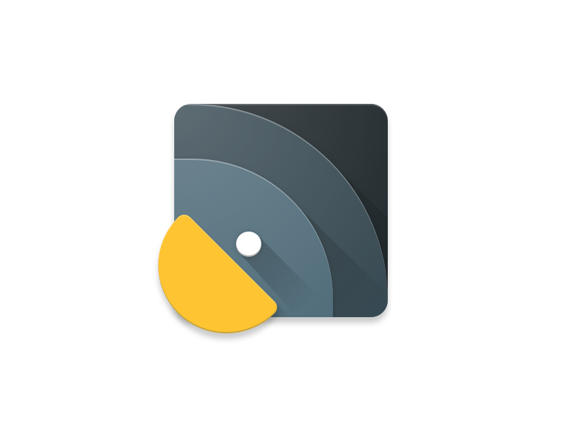 toolbox icon. gps status and toolbox icon