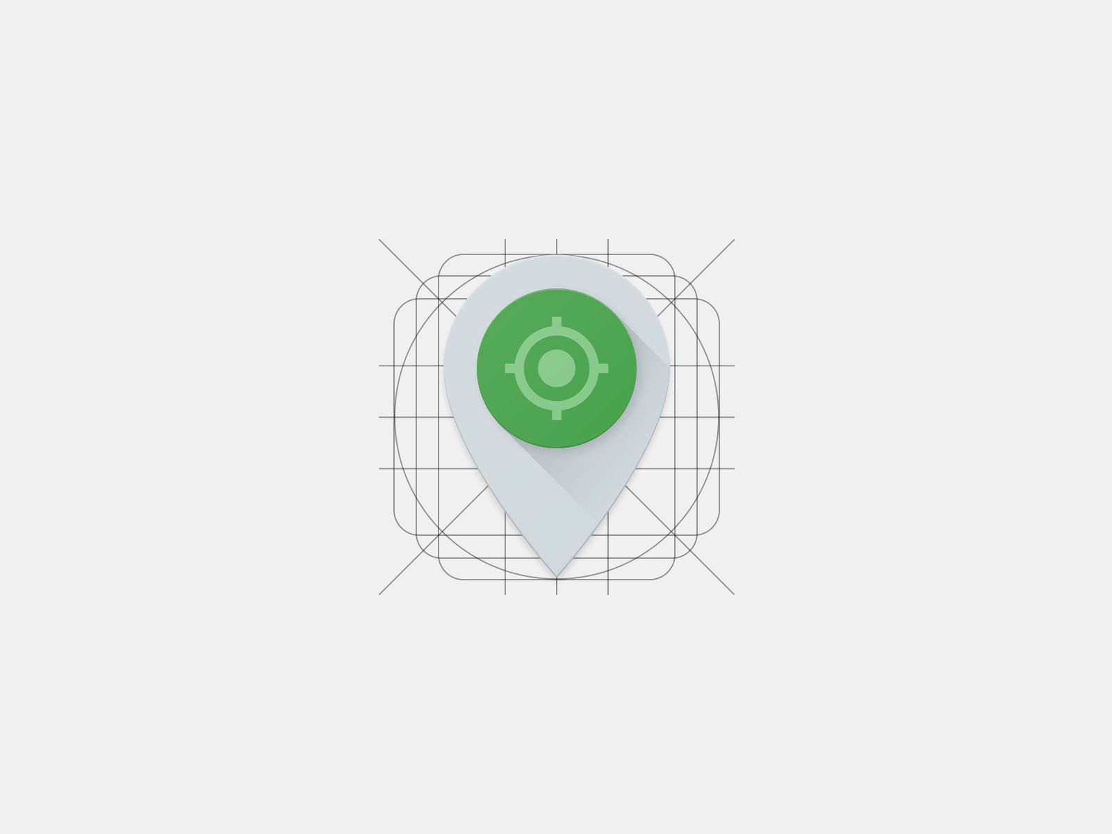 Android Device Manager Icon Material Design Uplabs
