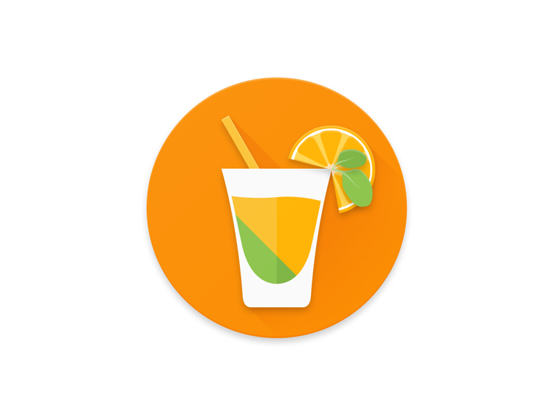 About >> Smoothie - Material Icon (~inspired) - Uplabs