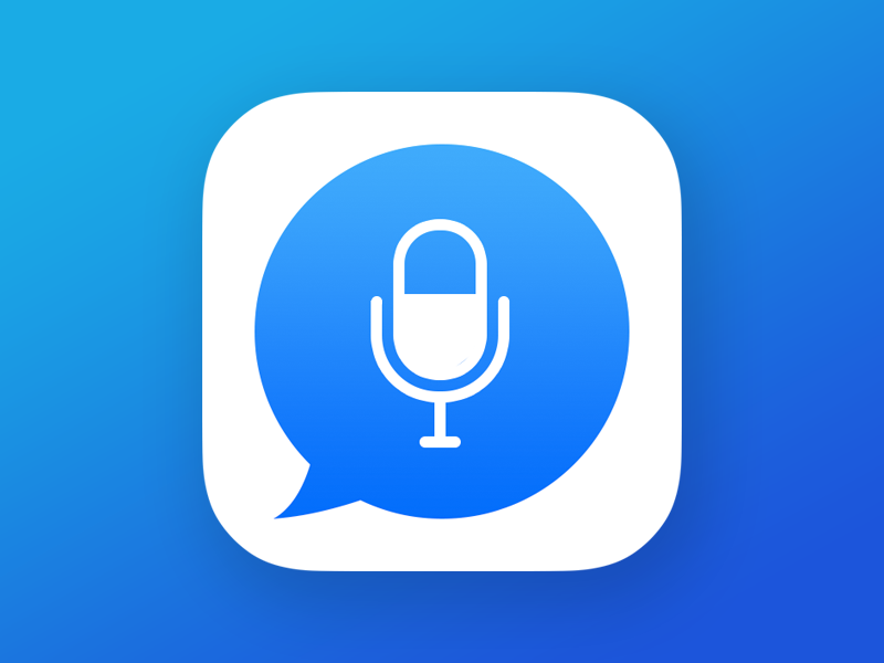 Voice Translator icon - UpLabs