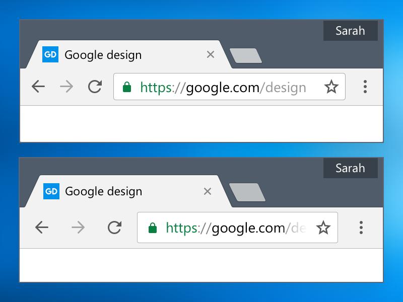 Chrome Windows - UpLabs