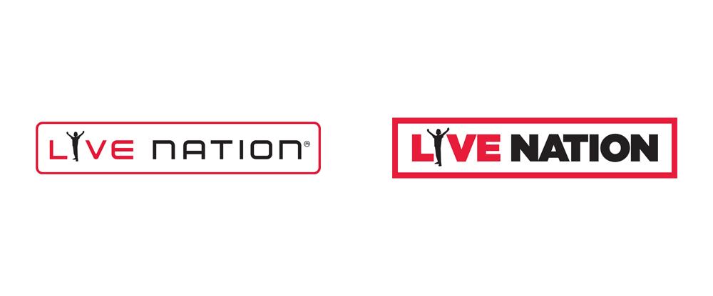 Live Nation Logo Uplabs