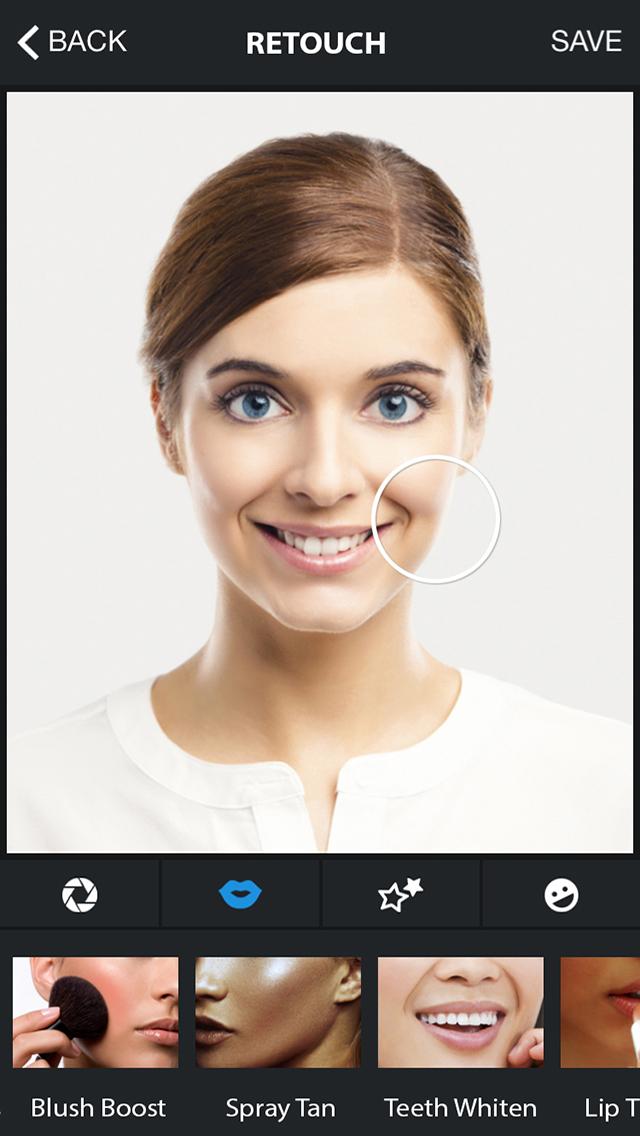 Фоторедактор упрощающий изображение приложение